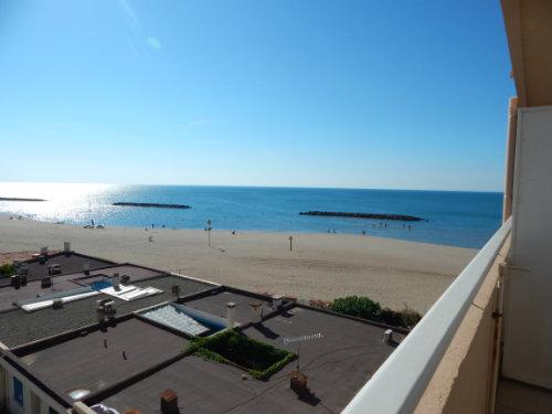 Valras plage -    view on sea