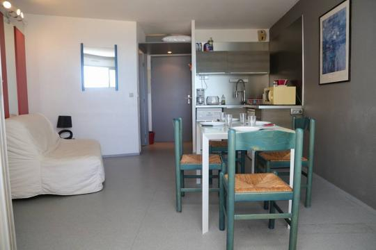 Flat in Canet plage - Vacation, holiday rental ad # 60415 Picture #0