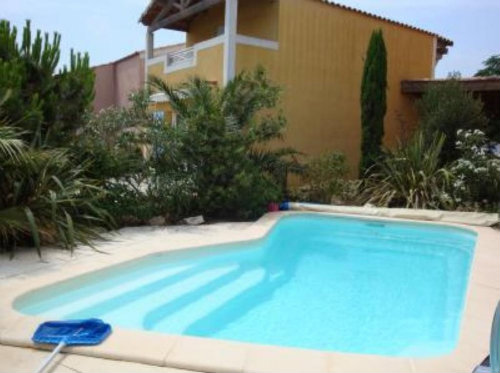 House in Narbonne-plage for rent for  5 people - rental ad #60426