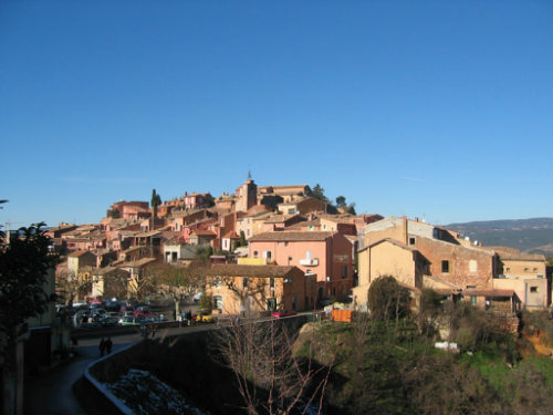 Gite 2 people Roussillon - holiday home
