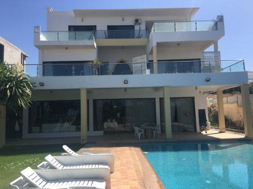 Huis Agadir - 12 personen - Vakantiewoning  no 60466