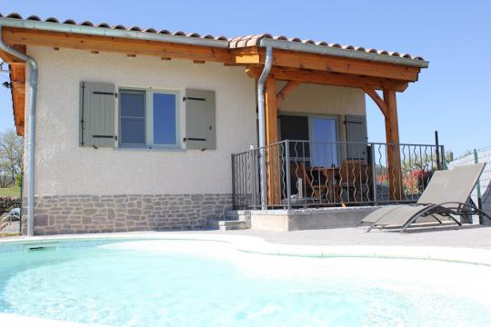 Gite Lablachere - 4 people - holiday home  #60477
