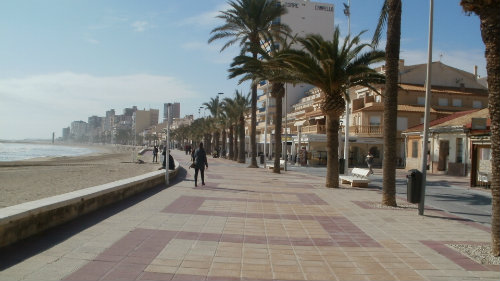 Flat in El Campello - Vacation, holiday rental ad # 60490 Picture #10