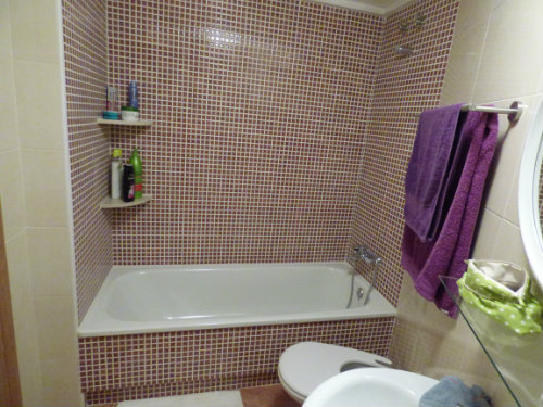 Flat in El Campello - Vacation, holiday rental ad # 60490 Picture #5