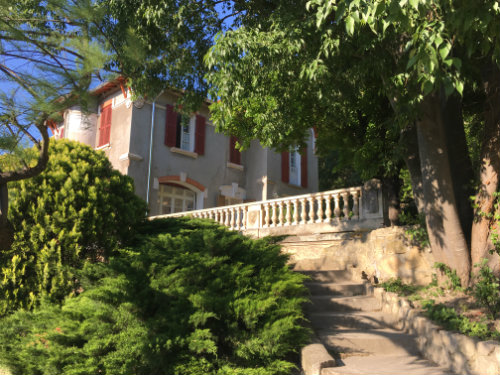 House in Boulbon for   2 •   with terrace   #60510
