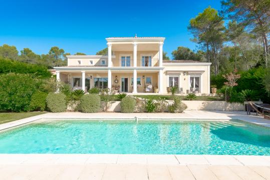 House Valbonne - 8 people - holiday home  #60520