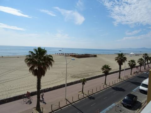 Flat Canet Plage - 6 people - holiday home  #60529