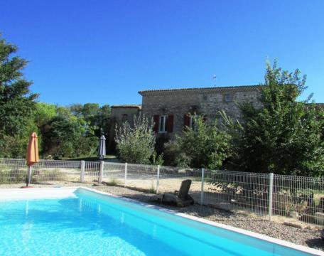 Gite Servas - 7 people - holiday home  #60561