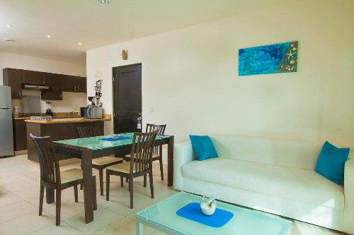 Appartement à Playa del carmen pour  4 •   avec terrasse