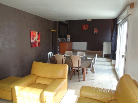 Maison Wimereux - 7 personnes - location vacances  n°60582