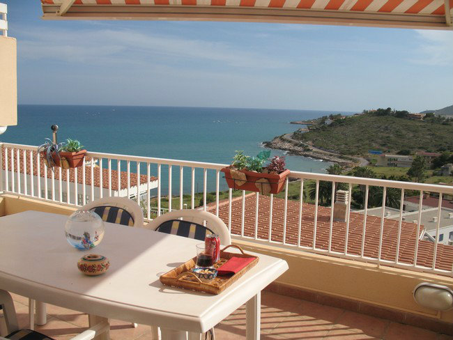 Appartement Peñíscola - 4 Personen - Ferienwohnung N°60591
