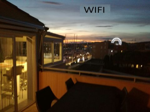 Flat in CAP D AGDE - Vacation, holiday rental ad # 60599 Picture #6