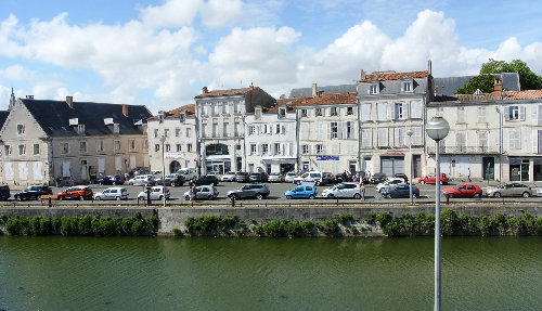 Flat in La Rochelle - Vacation, holiday rental ad # 60673 Picture #4