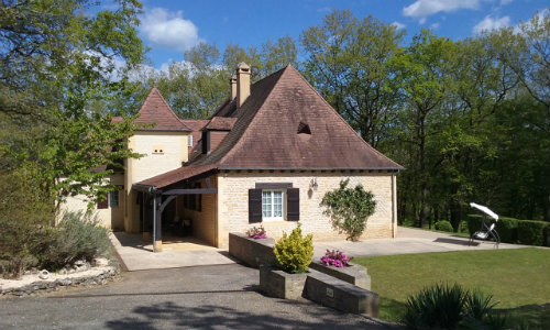 Bed and Breakfast Sarlat-la-canéda - 13 people - holiday home  #60682