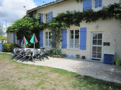 Gite in Faymoreau - Vacation, holiday rental ad # 60697 Picture #5