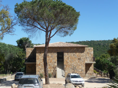 Flat in Porto-vecchio for   4 •   luxury home