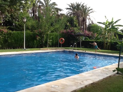 Chalet in Marbella - Vacation, holiday rental ad # 60788 Picture #1