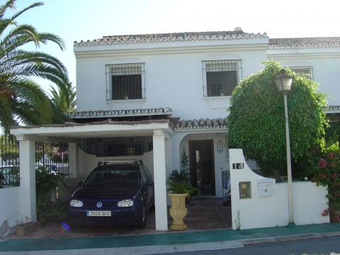 Chalet Marbella - 8 personnes - location vacances  n°60788