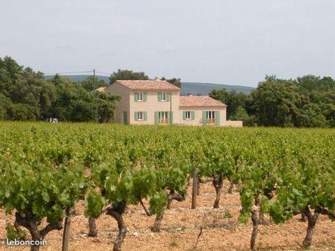 Gite La Motte D'aigues - 4 personnes - location vacances  n°60802