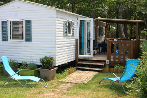 Mobile home Carnac - 5 people - holiday home  #60811