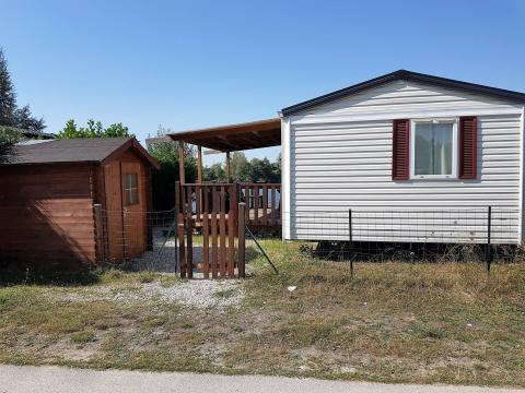 Mobile home Provins - 6 people - holiday home