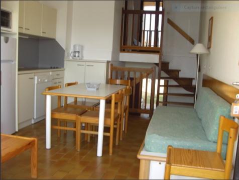Appartement Coudalere -le Barcarès - 7 personnes - location vacances  n°60863
