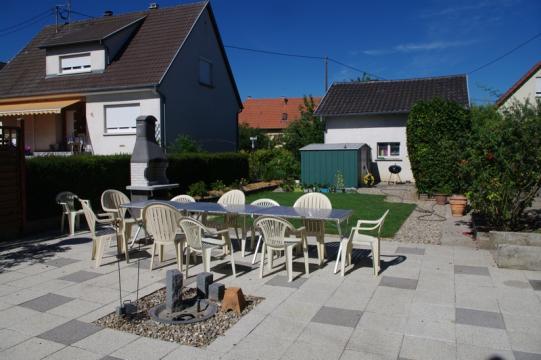 Appartement 6 personnes Herrlisheim-près-colmar - location vacances  n°60868