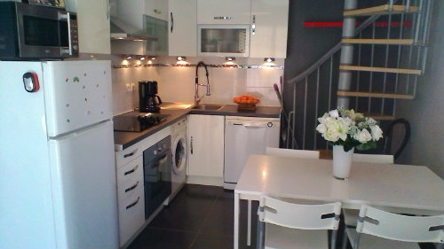 House in Arromanches les Bains - Vacation, holiday rental ad # 60869 Picture #5