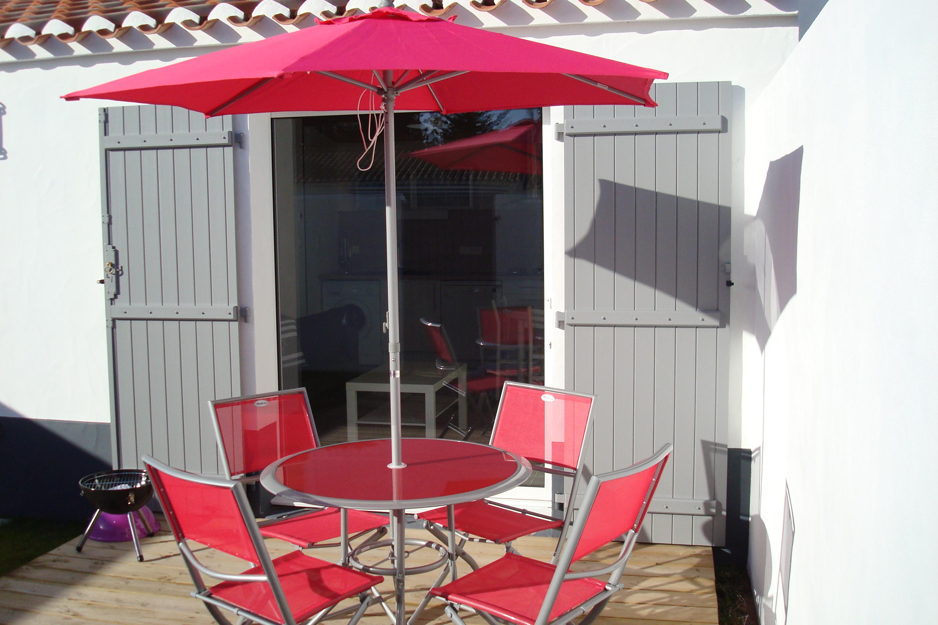 Maison Noirmoutier - 2 personnes - location vacances  n°60909