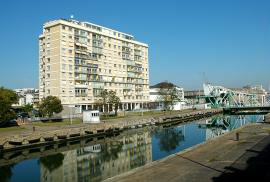 Appartement Saint Nazaire - 6 personnes - location vacances  n°60924