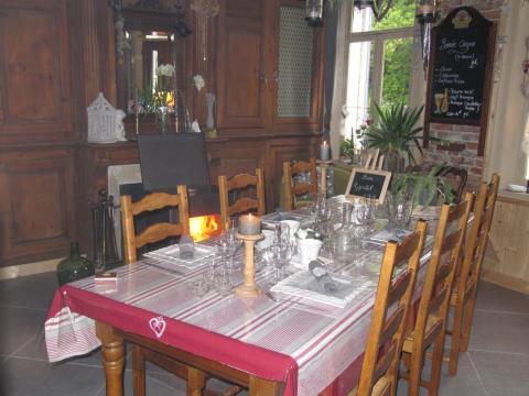 Gite Domart En Ponthieu - 5 personnes - location vacances  n°60939