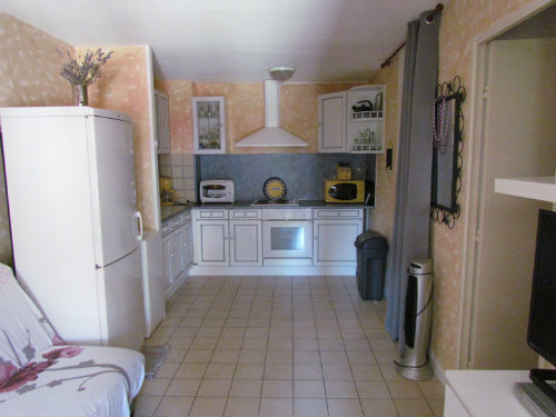 Flat in Leucate - Vacation, holiday rental ad # 60971 Picture #0