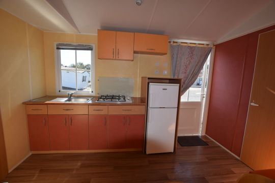 Mobile home in Minzac - Vacation, holiday rental ad # 60985 Picture #2