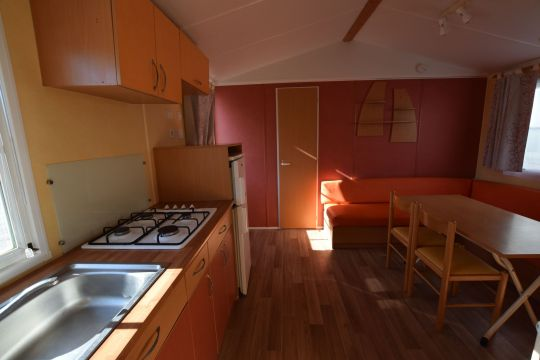 Mobile home in minzac - Vacation, holiday rental ad # 60985 Picture #4