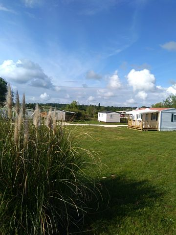 Mobile home in Minzac - Vacation, holiday rental ad # 60987 Picture #0