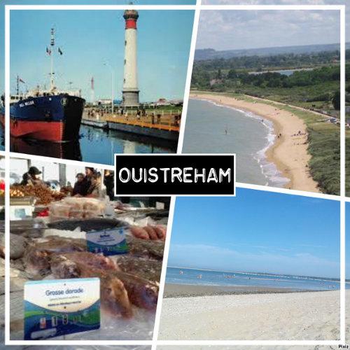 Haus Ouistreham - 6 Personen - Ferienwohnung N°60995
