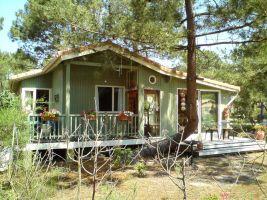 Chalet 6 personnes Montalivet - location vacances  n°60378