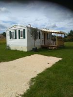 Mobil-home Minzac - 5 personnes - location vacances  n°60991