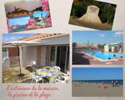 Maison Gruissan - 6 personnes - location vacances  n°60999