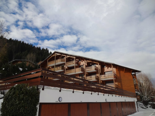 Flat Morzine - 6 people - holiday home  #61001