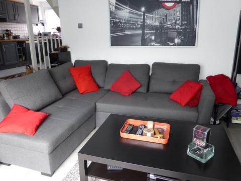 House Villeneuve D'ascq  - 6 people - holiday home  #61009