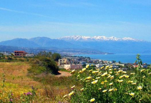 Maison Asteri Kreta - 8 personnes - location vacances  n°61014