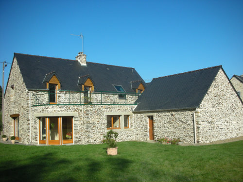 House in pleine fougères - Vacation, holiday rental ad # 61037 Picture #1