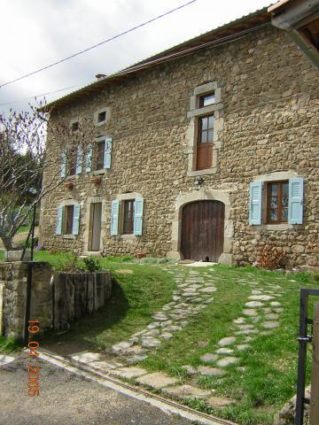 Gite Saint Andre De Chalencon - 4 personnes - location vacances  n°61047