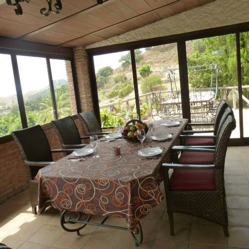 Chalet in Malaga - Vacation, holiday rental ad # 61057 Picture #19