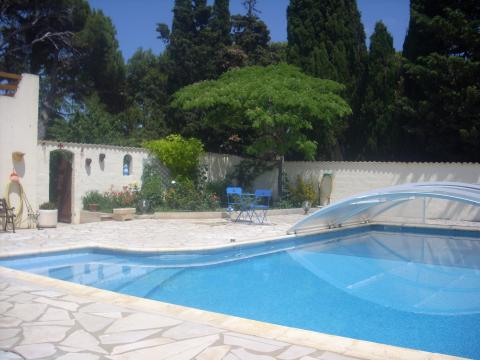 Appartement Argelliers - 6 personnes - location vacances  n°61071