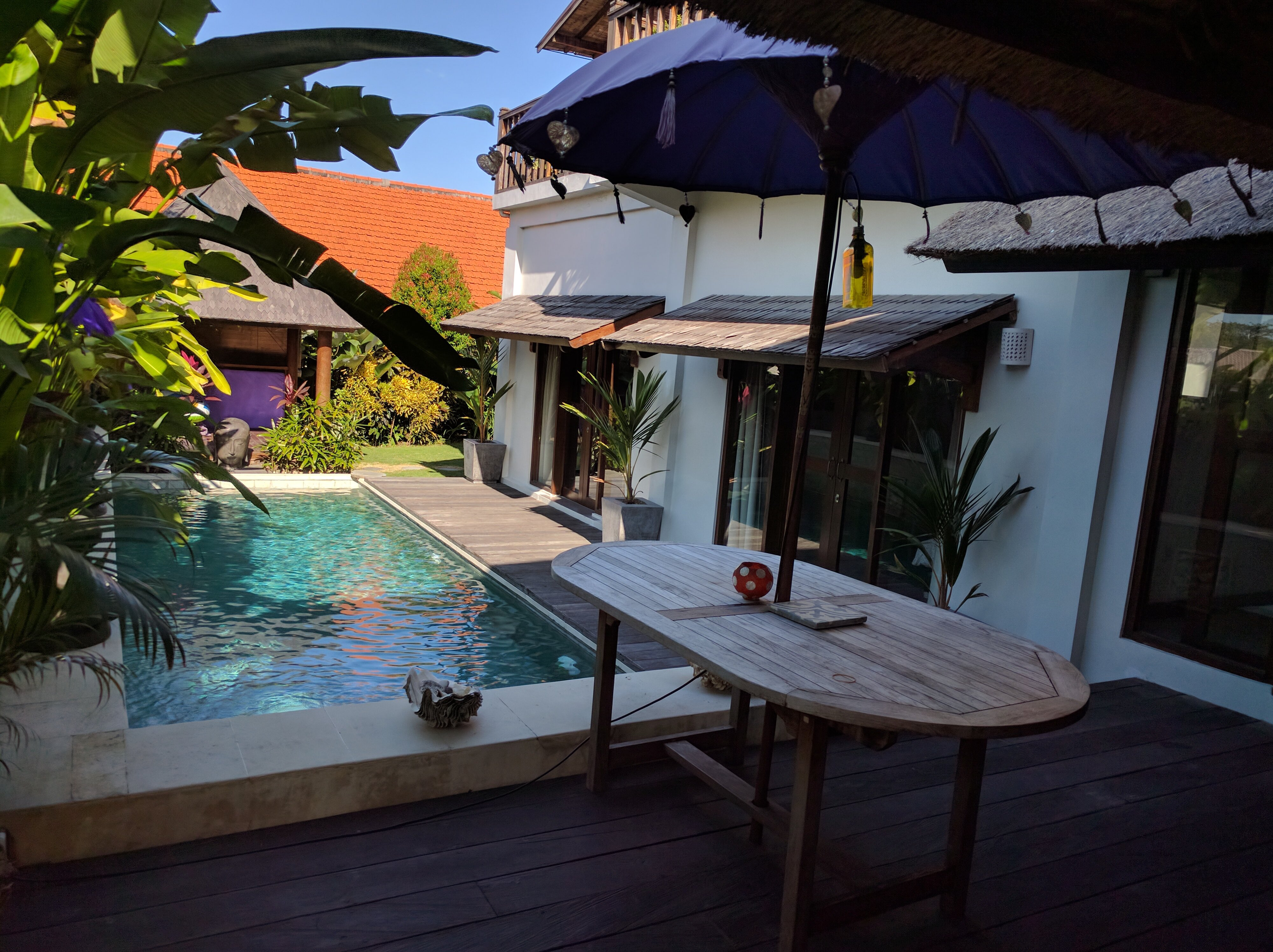 Huis Bali - 8 personen - Vakantiewoning  no 61085