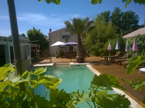 Gite Saint-victoret - 7 people - holiday home  #61089