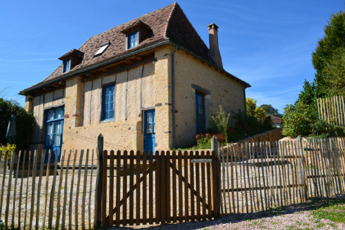 Casa rural Cendrieux - 9 personas - alquiler n°61113