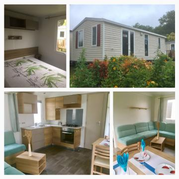 Mobile home in Pont-aven - Vacation, holiday rental ad # 61120 Picture #1
